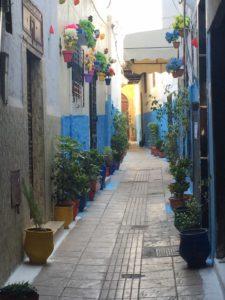 hallway morocco